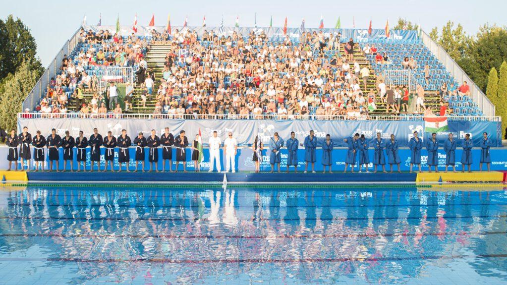 Nemzetközi Úszószövetség Férfi Ifjúsági Világbajnokság 2018